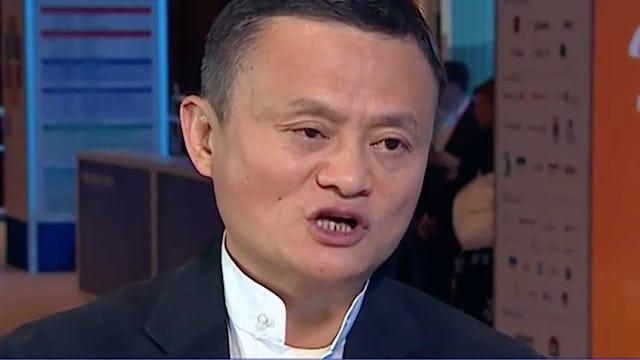 Jack Ma Warns AI will Start WW3