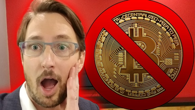 India Reserve Bank Bans Bitcoin and S...