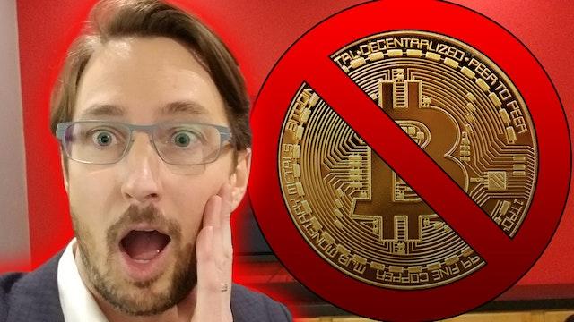 India Reserve Bank Bans Bitcoin and S...