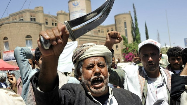 YEMEN CRISIS: Final Target is Iran