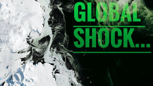 GLOBAL SHOCK... THE ANTARCTIC IS TURN...