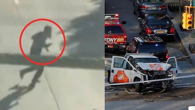 NYC Halloween Terror Attack