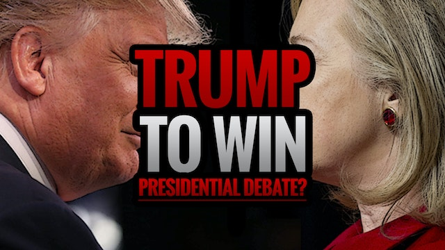 Trump to Win Presidential Debate?