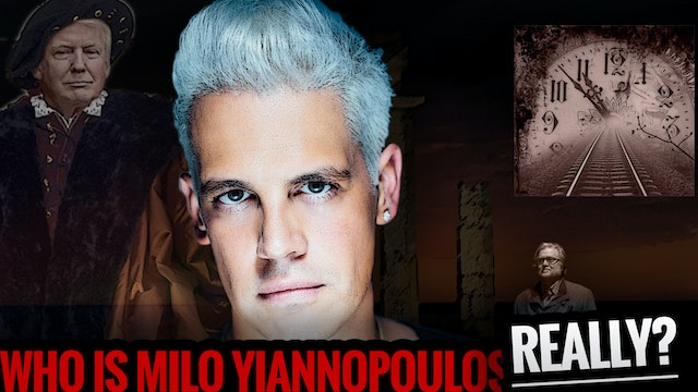 Who Is Milo Yiannopoulos REALLY?