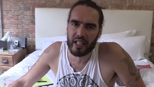 Why Russell Brand Quit the Trews