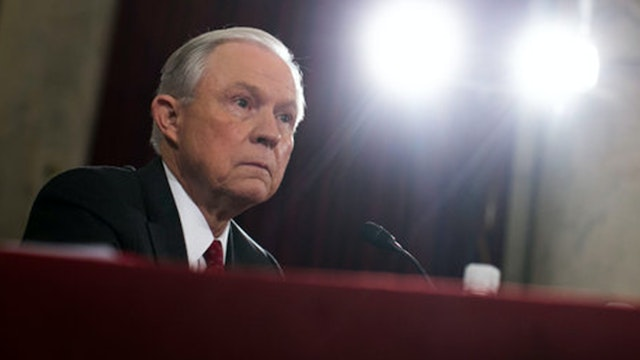Jeff Sessions Under Attack by Deep State