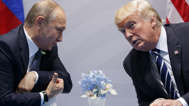 Trump And Putin's SECRET Negotiation