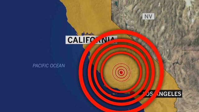 THE BIG ONE IS COMING TO CALIFORNIA!! EARTHQUAKE JUST HIT!
