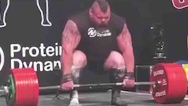 HOW EDDIE HALL DEADLIFTED 1000LBS AND SET A WORLD RECORD!! THE MIND IS...