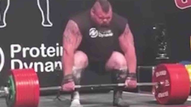 HOW EDDIE HALL DEADLIFTED 1000LBS AND...