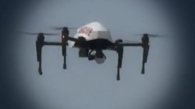 NWO Police Drones Engineering Human B...