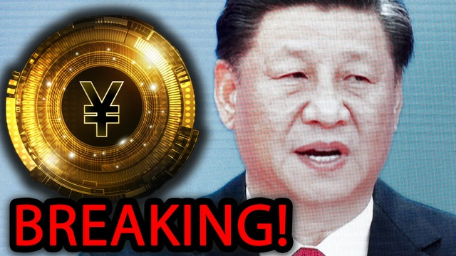BREAKING! HUGE ANNOUNCEMENT BY CHINA SOON