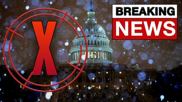 BREAKING!! UNITED STATES CONGRESS BIGGEST CONSPIRACY IN HISTORY!!