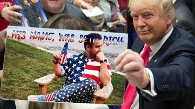 Donald Trump's SECRET Role In Seth Rich's Murder