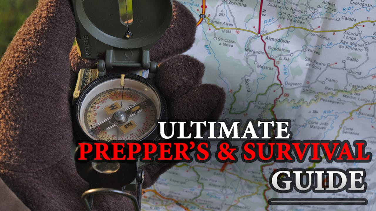 AMTV - Ultimate Survival & Prepping Course