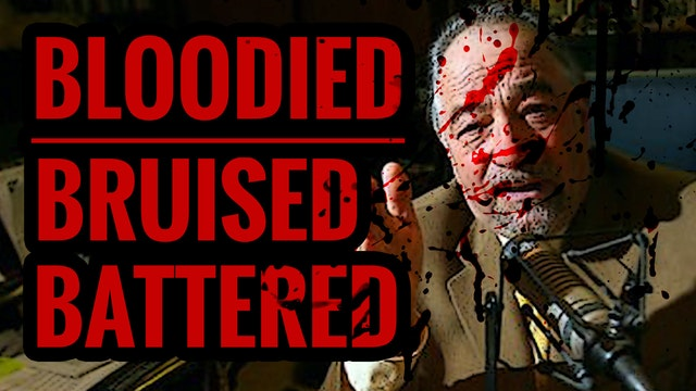 MICHAEL SAVAGE ASSAULTED BY RADICAL L...
