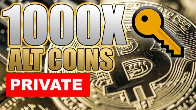 1000X Picks at School!