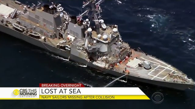 What They're NOT Telling You About The USS Fitzgerald