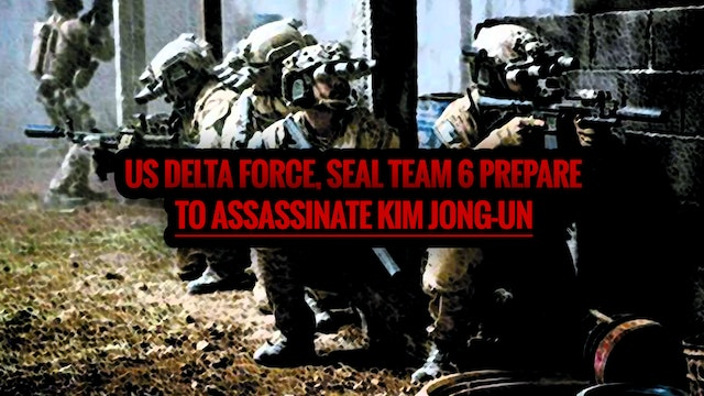 US DELTA FORCE, SEAL TEAM 6 PREPARE T...
