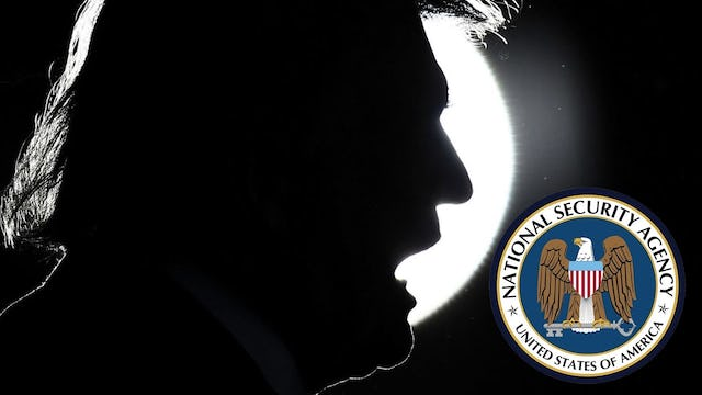 NSA TO PROVIDE 'PROOF SCUMBAG OBAMA' SPIED ON TRUMP!
