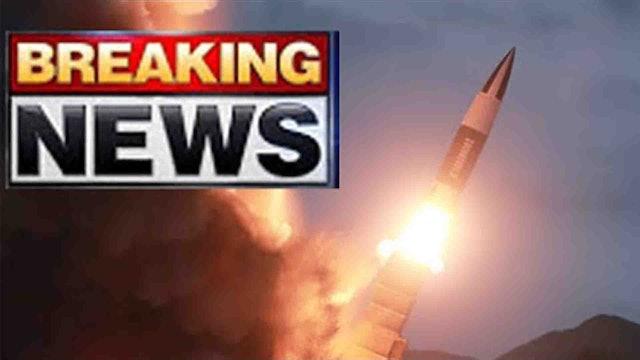 DEFENSE DEPT WARNS N.KOREA COULD FIRE ICBM NEXT 24-HRS!!