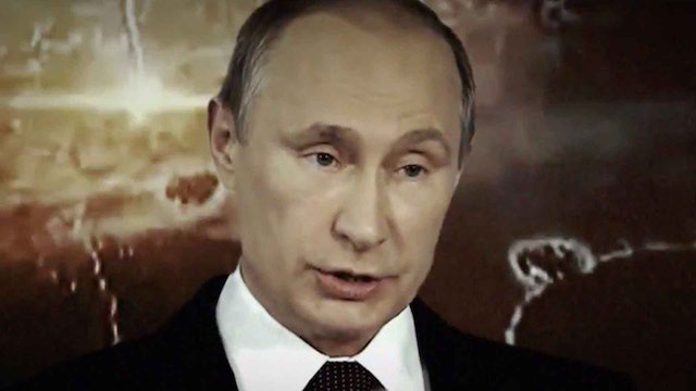 PUTIN WARNS WW3 WILL END CIVILIZATION
