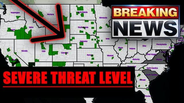 BREAKING!! FIRST U.S. CASE OF SUPERBUG VIRUS LANDS IN AMERICA!!