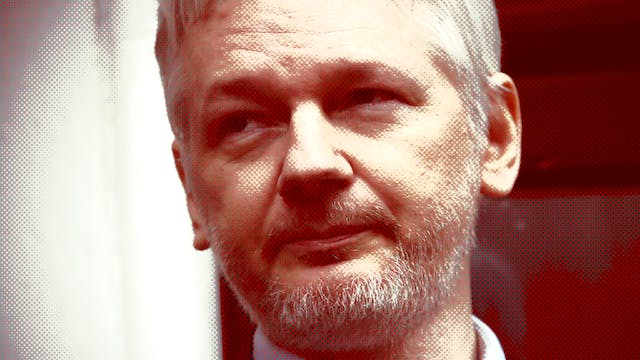 Julian Assange October Surprise REVEALED