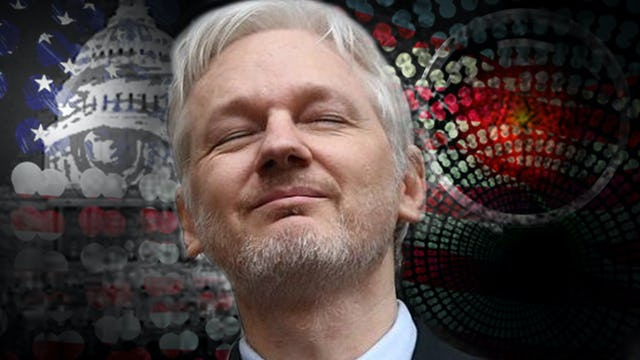 Donald Trump Targets Julian Assange?