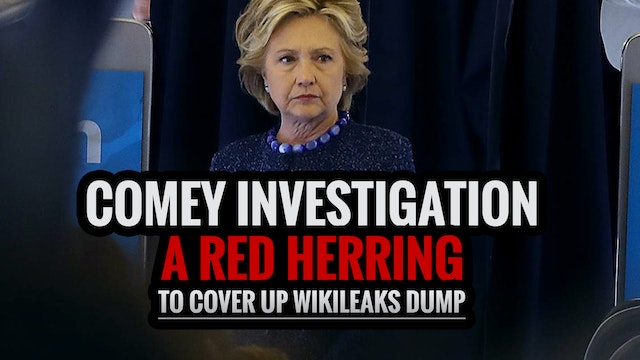 Comey Investigation a Red Herring to ...