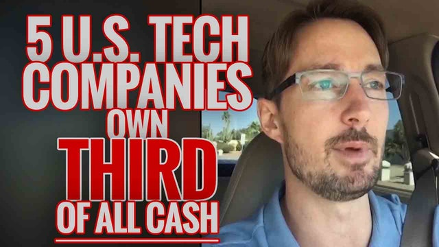 5 U.S. Tech Companies Own THIRD of Al...