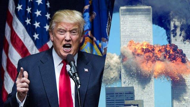 TRUMP TO RE-OPEN 9/11 INVESTIGATION