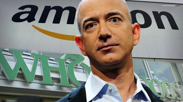 Amazon Buys Whole Foods to MONOPOLIZE Humanity