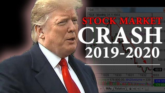 STOCK MARKET COLLAPSE 2019!! WORST IN HISTORY!