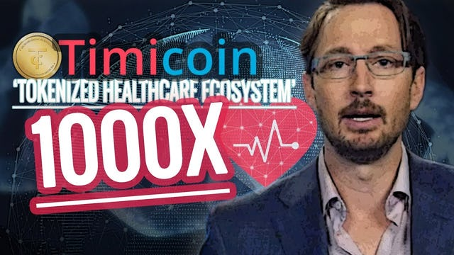 Timicoin - The Tokenized Healthcare Ecosystem