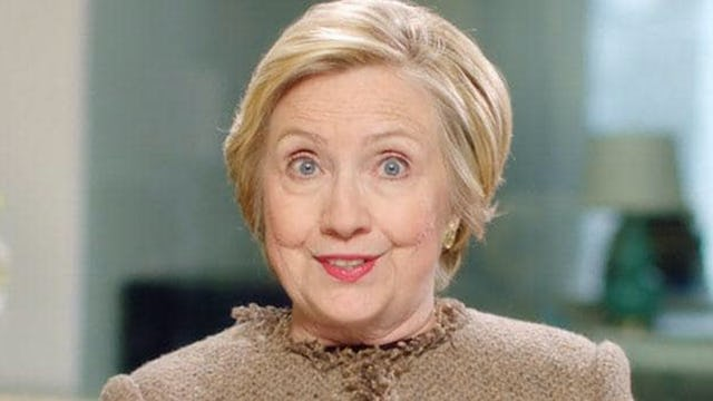HILLARY 'Future is Female' to Divide & Conquer