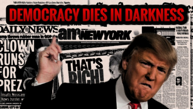 TRUMP: Civil War and Democracy Dies i...