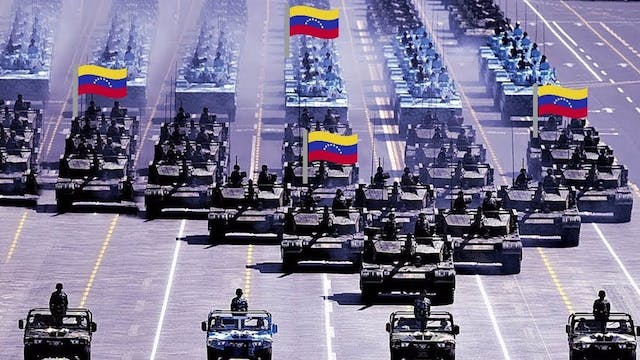 U.S. PLANS FOR INVASION OF VENEZUELA....