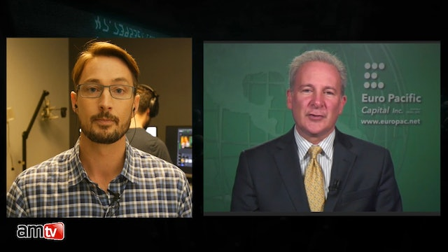 Peter Schiff: Trump Effect on the Stock Market