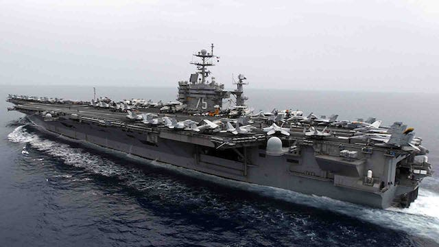 U.S. MILITARY PLANNING HUGE OFFENSIVE...