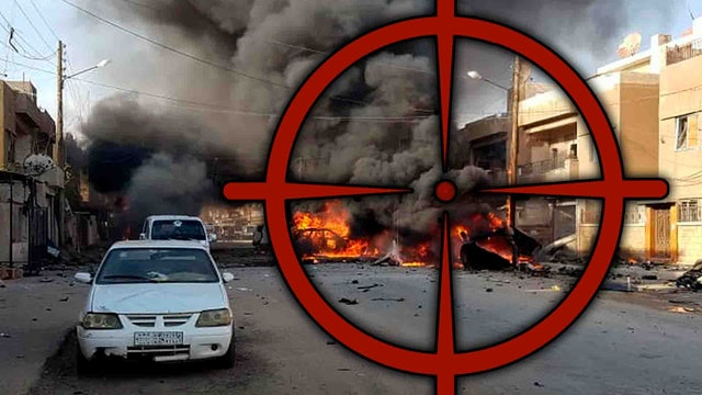 WARNING!  WHAT IS HAPPENING IN SYRIA ISN'T WHAT YOU THINK! WATCH NOW...