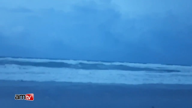 Sky Changes Color As Hurricane Irma E...