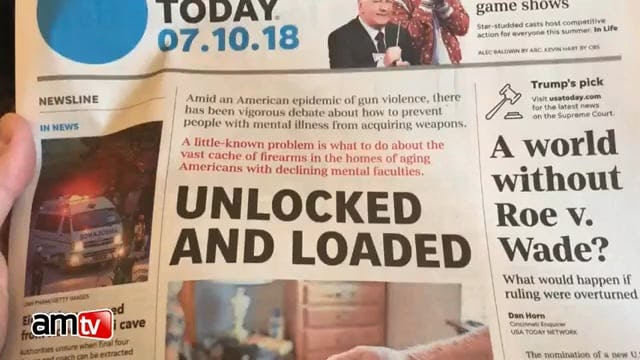 USA Today Calls for Gun Confiscation of Americans!
