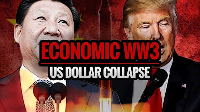 Economic WW3 Has Been Declared Against the U.S. Dollar