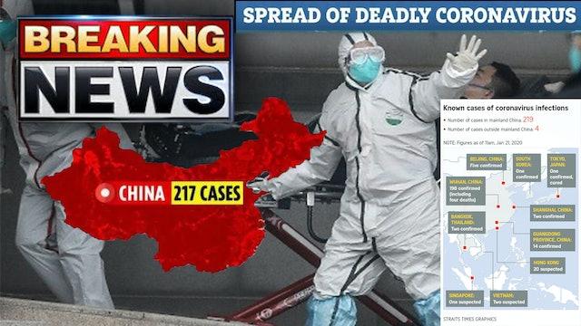 WORLD HEALTH EMERGENCY ALERT!!! SARS LIKE VIRUS SPREADING WORLDWIDE! (WARNING!)