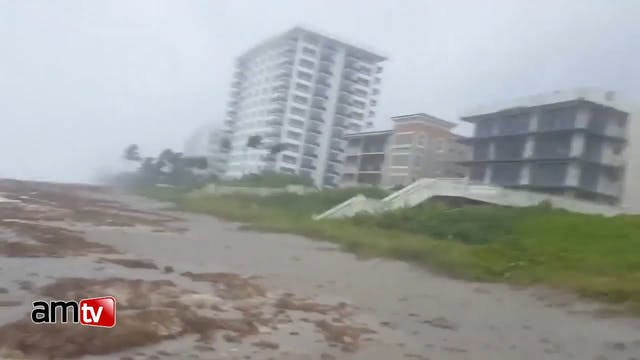 Major Storm Surge To Engulf Beachfron...