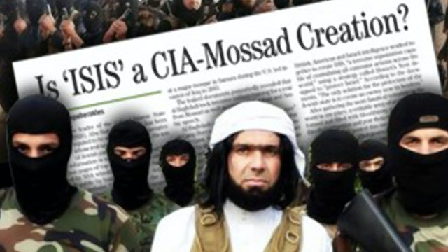 ISIS IS A CIA OPERATION