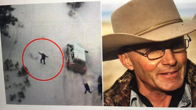 Remember when THEY Shot LaVoy Finicum...