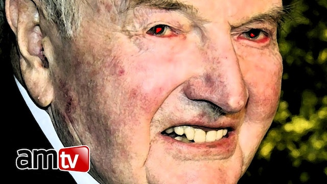 CONSPIRACY: David Rockefeller NOT Dea...