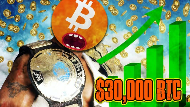 BITCOIN COULD EASILY TRIPLE!!! HUGE M...